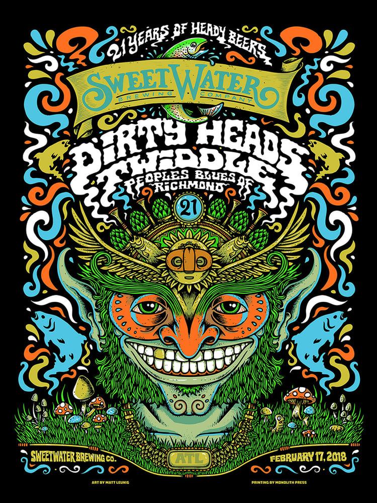 Image of Sweetwater Brewery 21st Anniversary - Atlanta GA - 2018