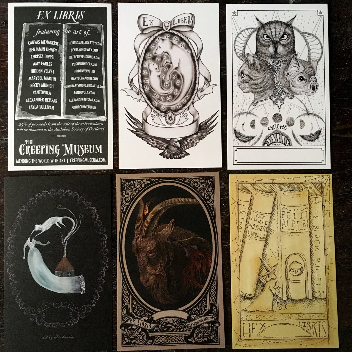 Image of Ex Libris: A Bookplate Exhibition