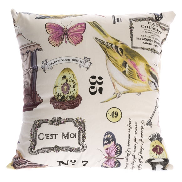 Image of Unlock your dreams - cushion cover