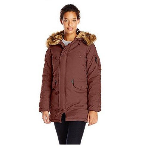 Image of Talos Ballistics NIJ IIIA Bulletproof Everest Woman's Parka