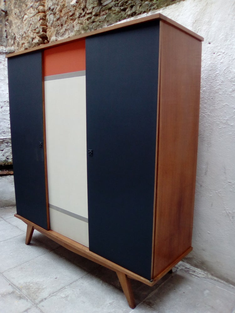 "Image of Armoire compas "" graphite"