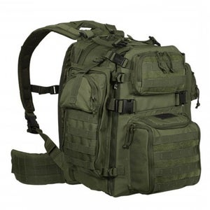 Image of Talos Ballistics NIJ IIIA Bulletproof GY6 Tactical Backpack