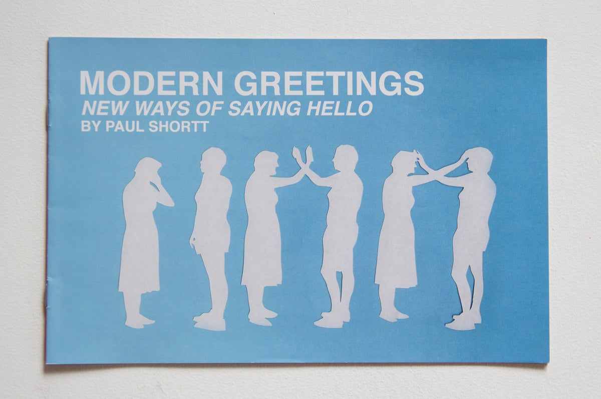 Image of Modern Greetings: New Ways of Saying Hello