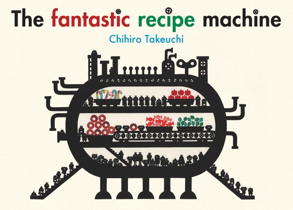 Image of The Fantastic Recipe Machine