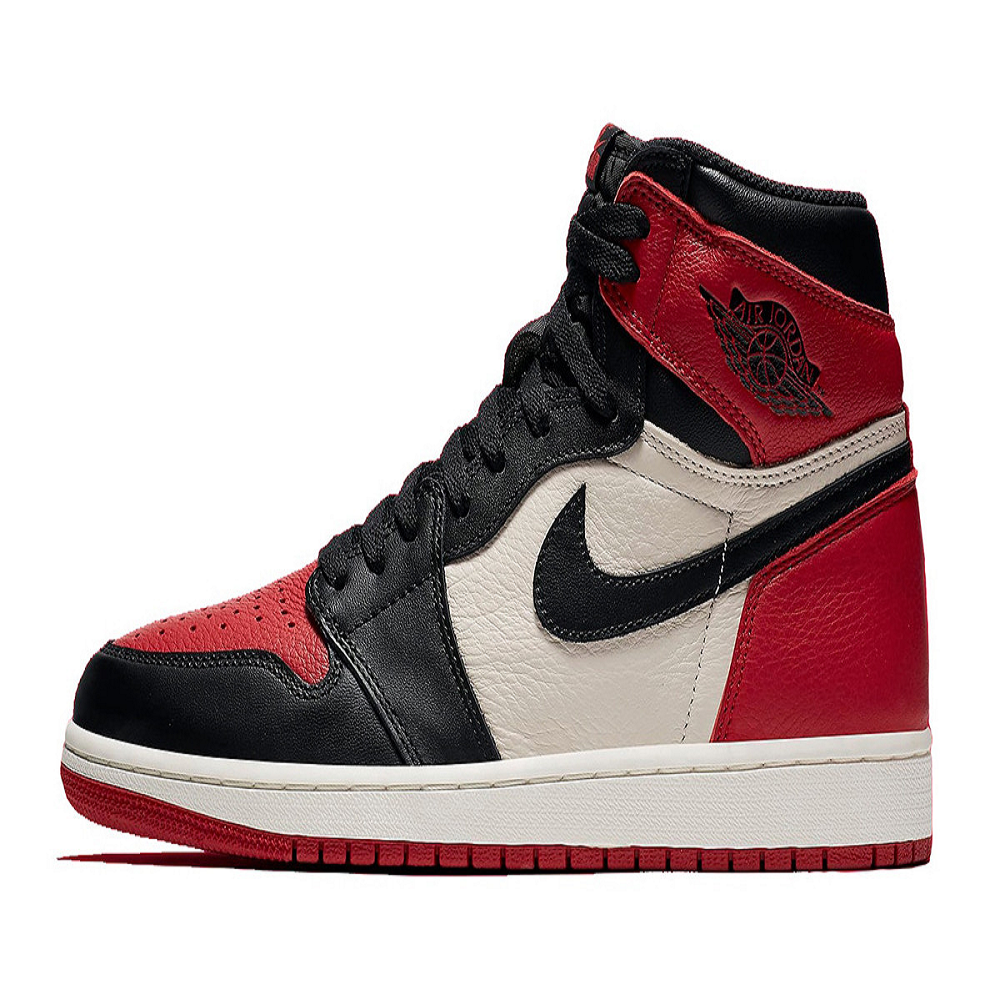 "Image of Preorder Air Jordan 1 ""Bred Toe"""