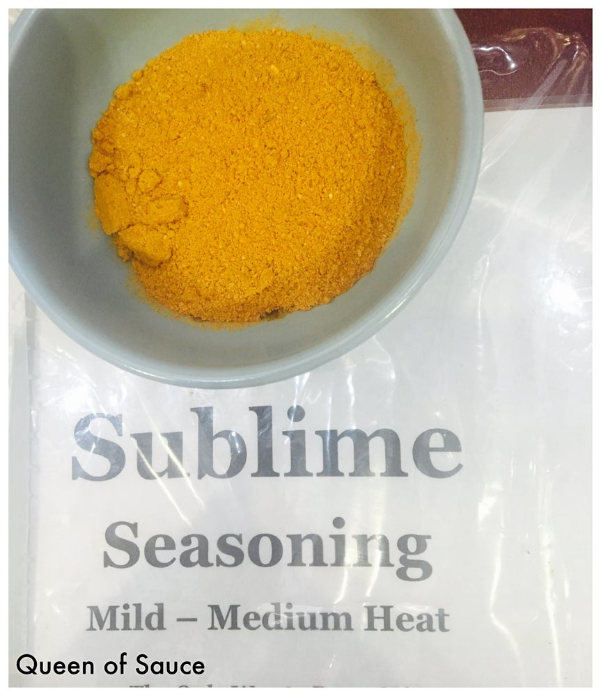 Image of Sublime Seasoning
