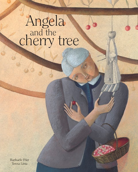 Image of Angela and the Cherry Tree
