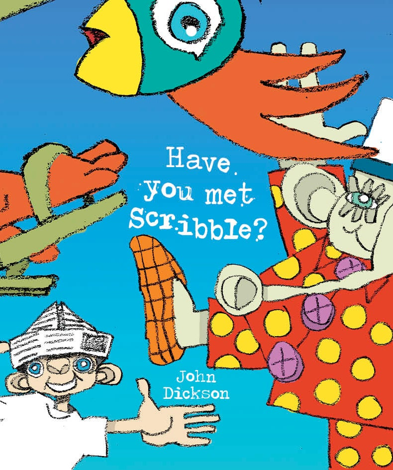 Image of Have You Met Scribble?