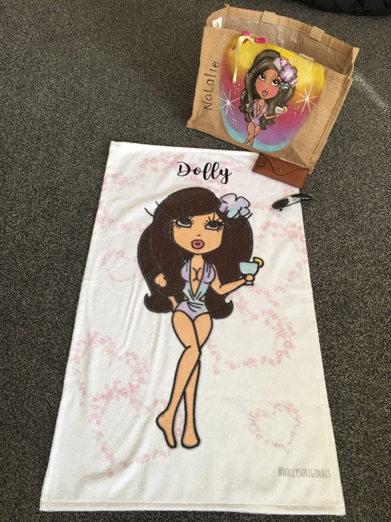 Image of Dolly Towel