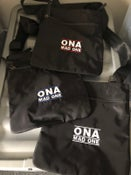 Image of OnaMadOne Pouches (Man Bag)