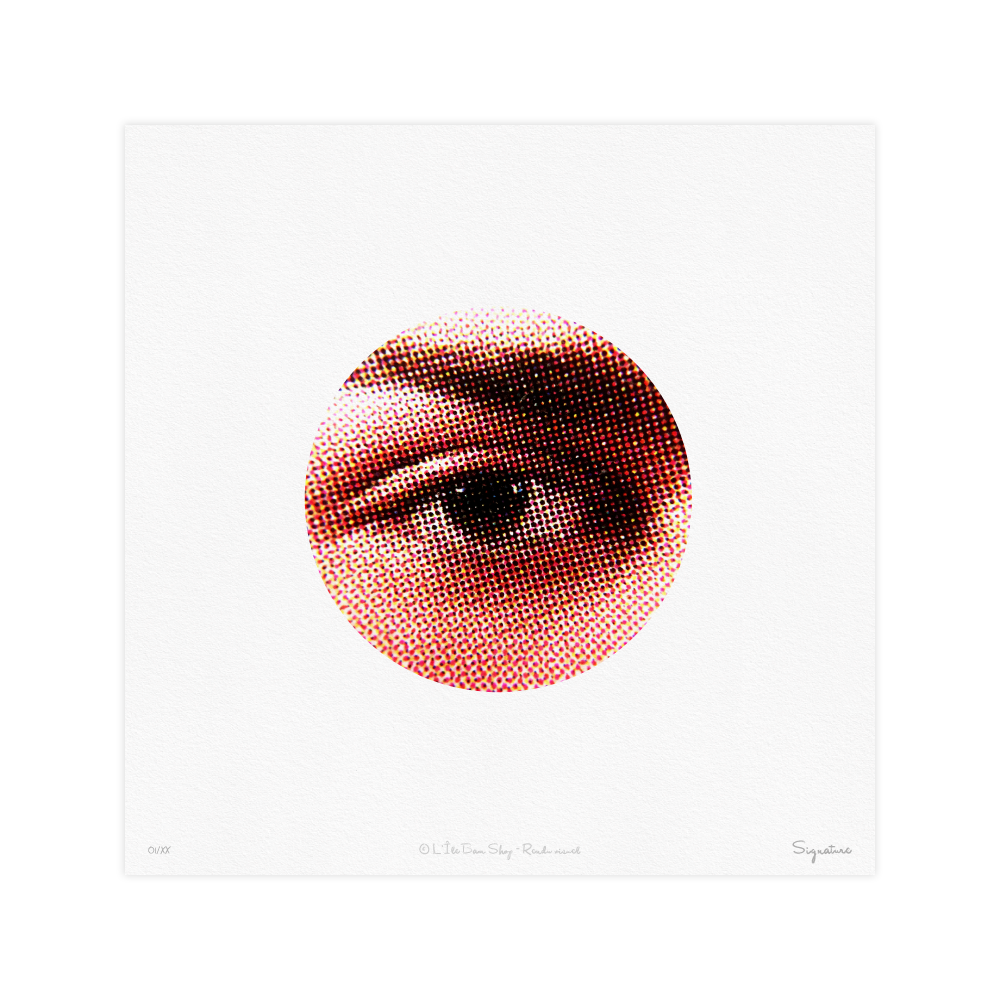 Image of EYE II de Julien Comte-Gaz