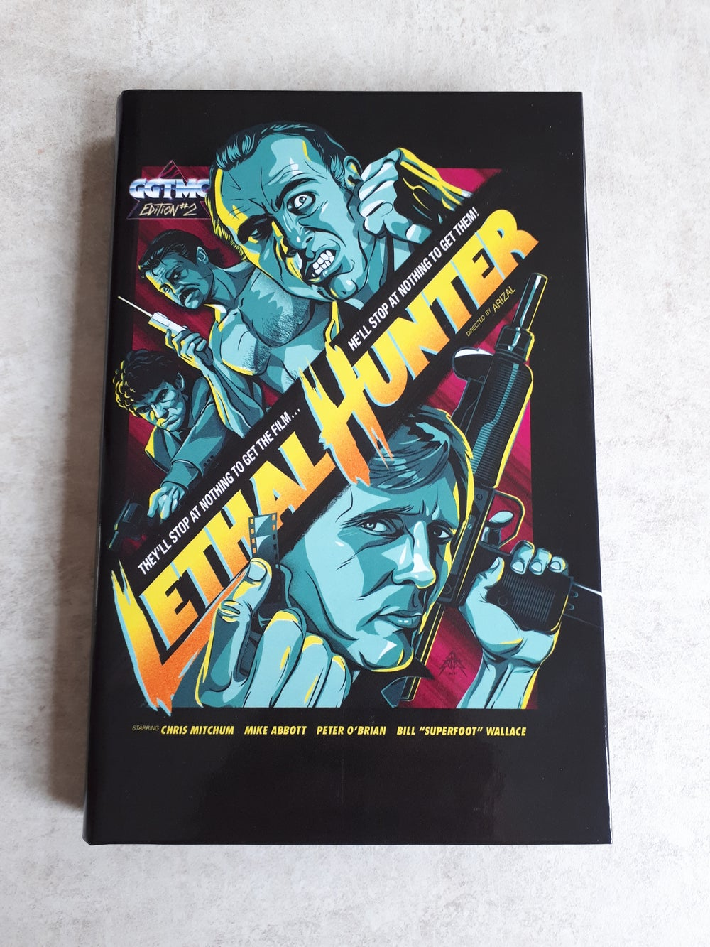 Image of Lethal Hunter Big Hardbox DVD