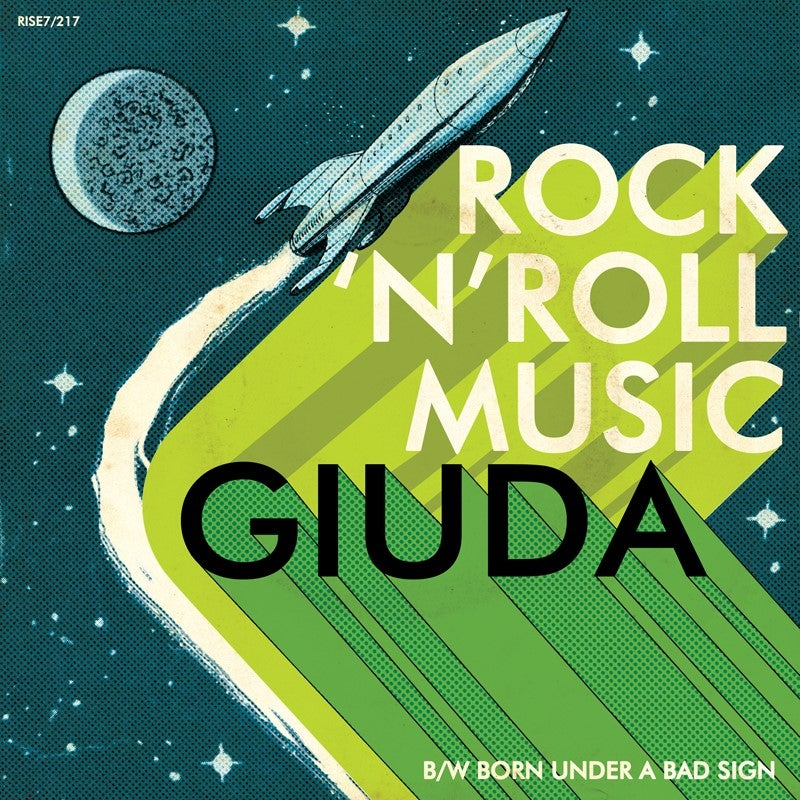 "Image of Rock 'n' Roll Music 7"""