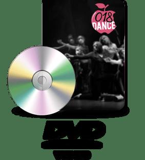 Image of Dance 018 Performance DVD