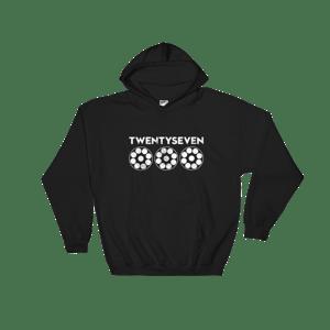 Image of Twenty Seven (Unisex Hooded Sweatshirt)