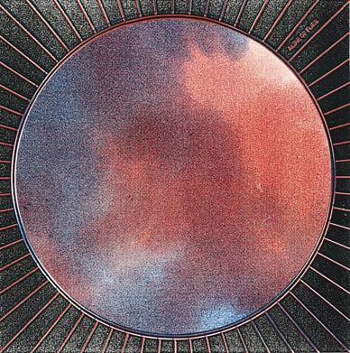 Image of ALTAR OF FLIES / MIRRORS ARE BLACK - Split LP