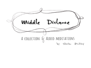 Image of Middle Distance Audio Devotional