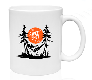 Image of Sweet Spot of Life Hammock - Coffee Mug