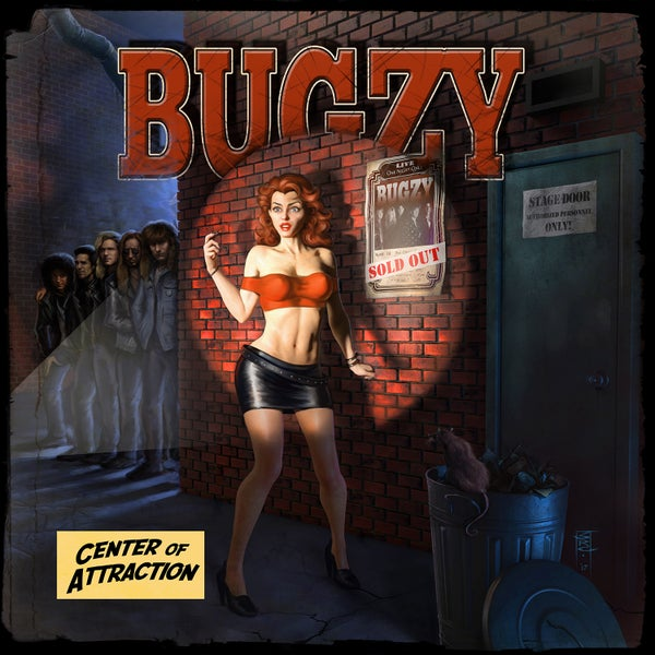 Image of BUGZY - Center Of Attraction [Bootcamp Series #38]