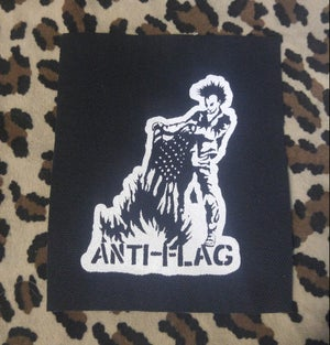 Image of Pick 1 patch - Anti-Flag, U.S. Bombs