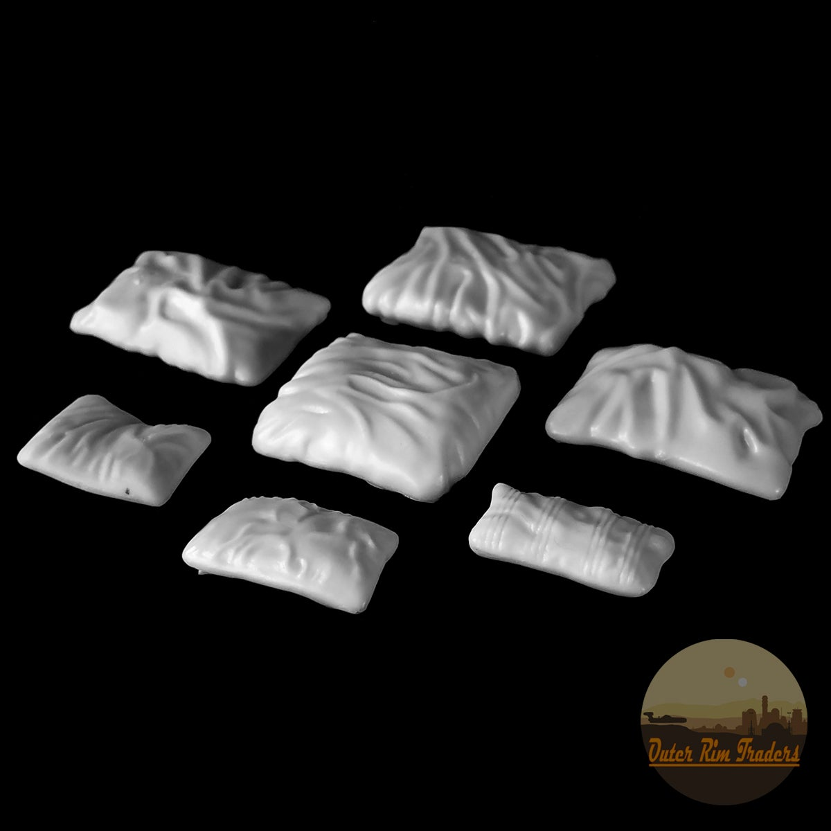 Image of Palace Pillow Set of 7