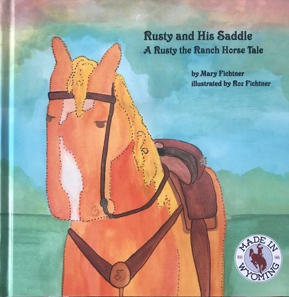 Image of Rusty and His Saddle