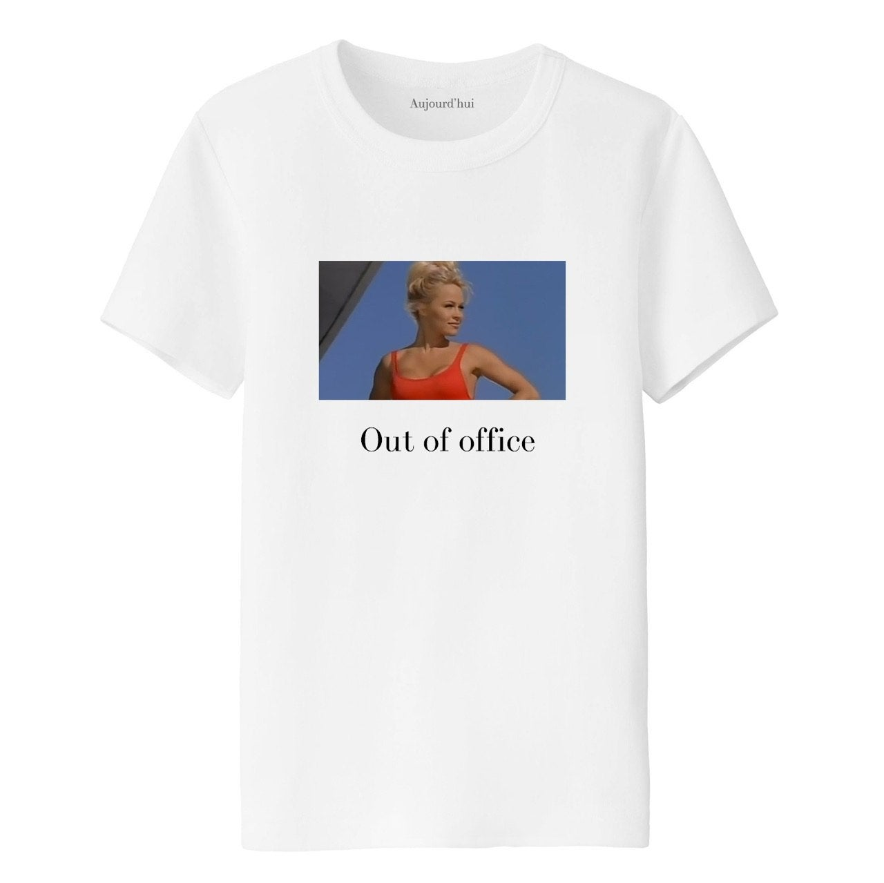 Image of Out of Office T-shirt - CJ Parker