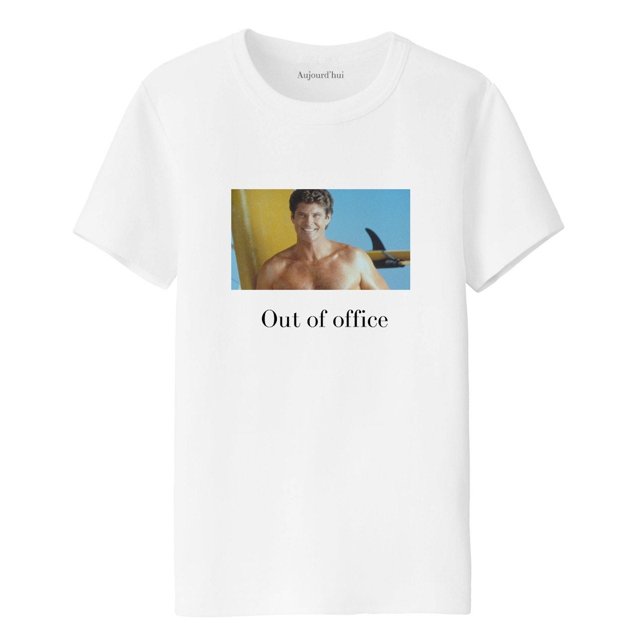 Image of Out of Office T-shirt - Mitch Buchannon