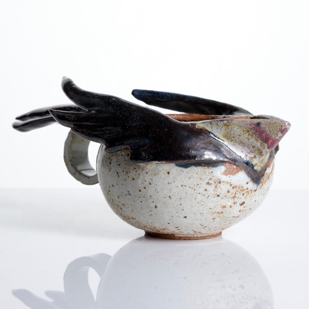 Image of Bird Teapot (Custom)