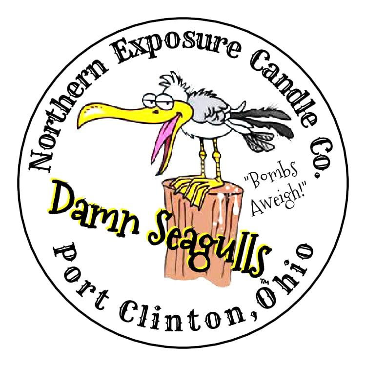 """Image of """"Damn Seagulls"""""""