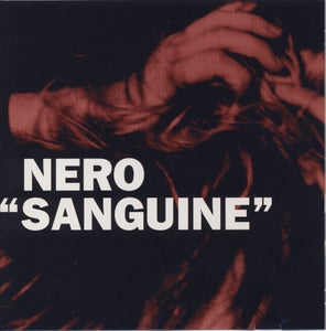 Image of Nero - Sanguine (CD)