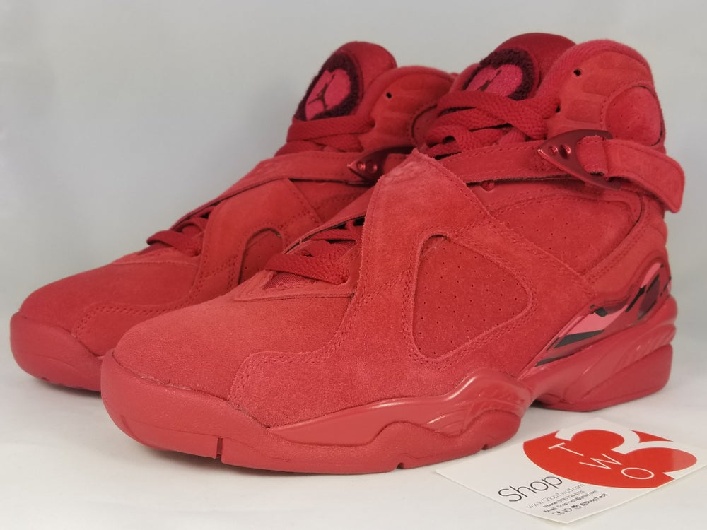 Image of Jordan 8 Retro Valentine's Day 2018 (W)