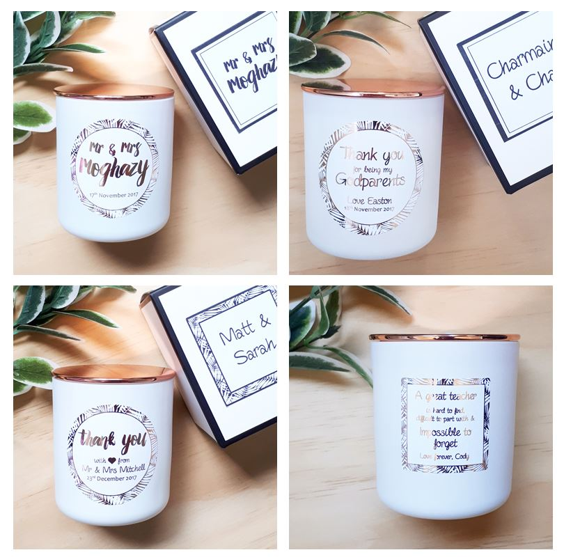 Image of Custom Event Candles