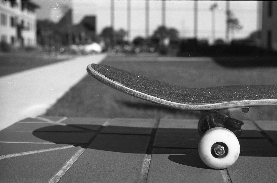 Image of Skateboard Portrait