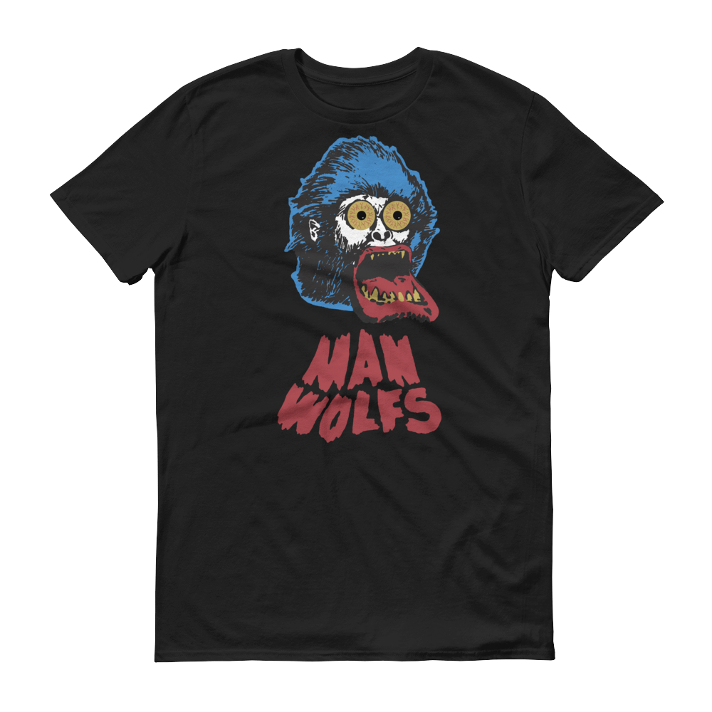 Image of CRAZO-WOLF T-SHIRT