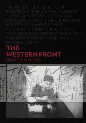 Image of The Western Front Stanley Greene