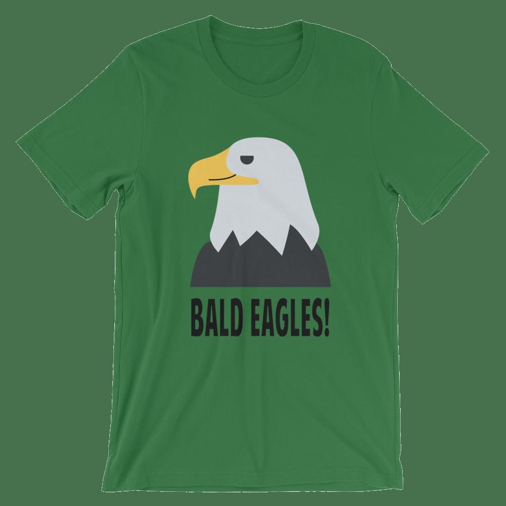 Image of Bald Eagles