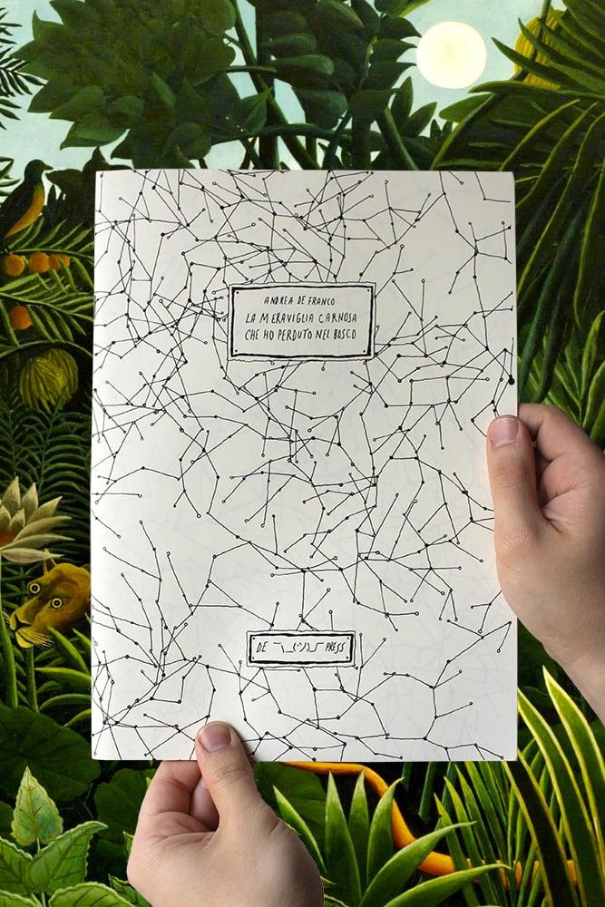 Image of Andrea De Franco - La meraviglia carnosa che ho perduto nel bosco