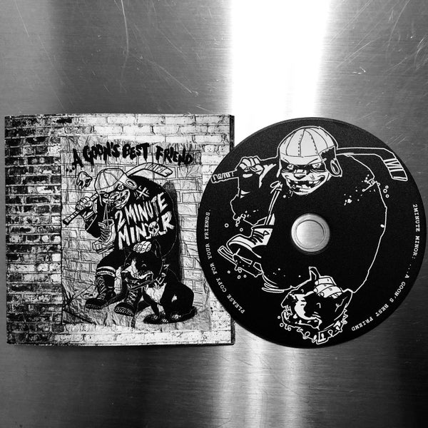 Image of SOLD OUT - ...A Goon's Best Friend: CD (2nd Pressing)