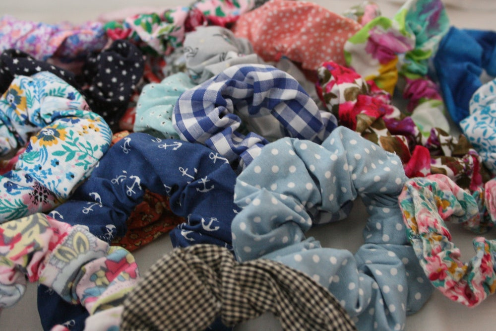 Image of Hair Scrunchies