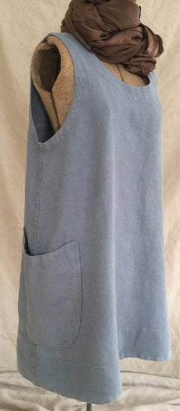 Image of linen jumper