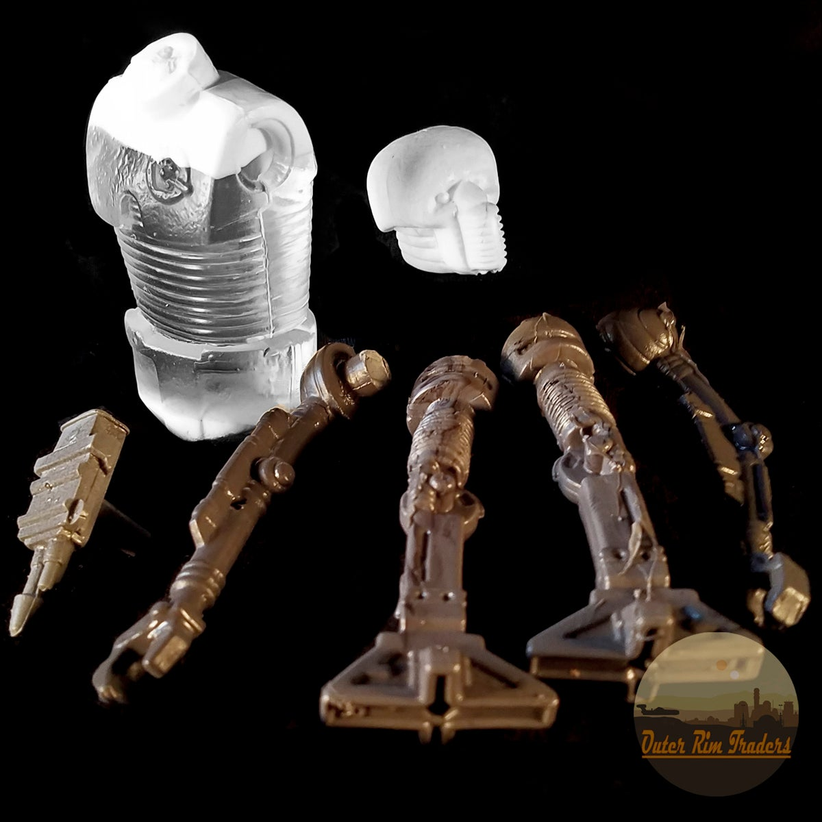 Image of Medical Droid Kit