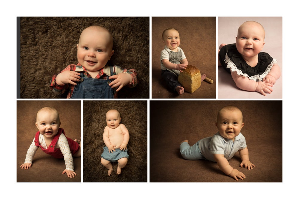 Image of Baby Session