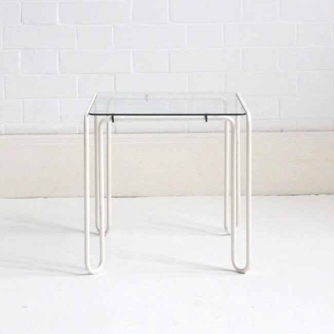 Image of Dutch hairpin side table