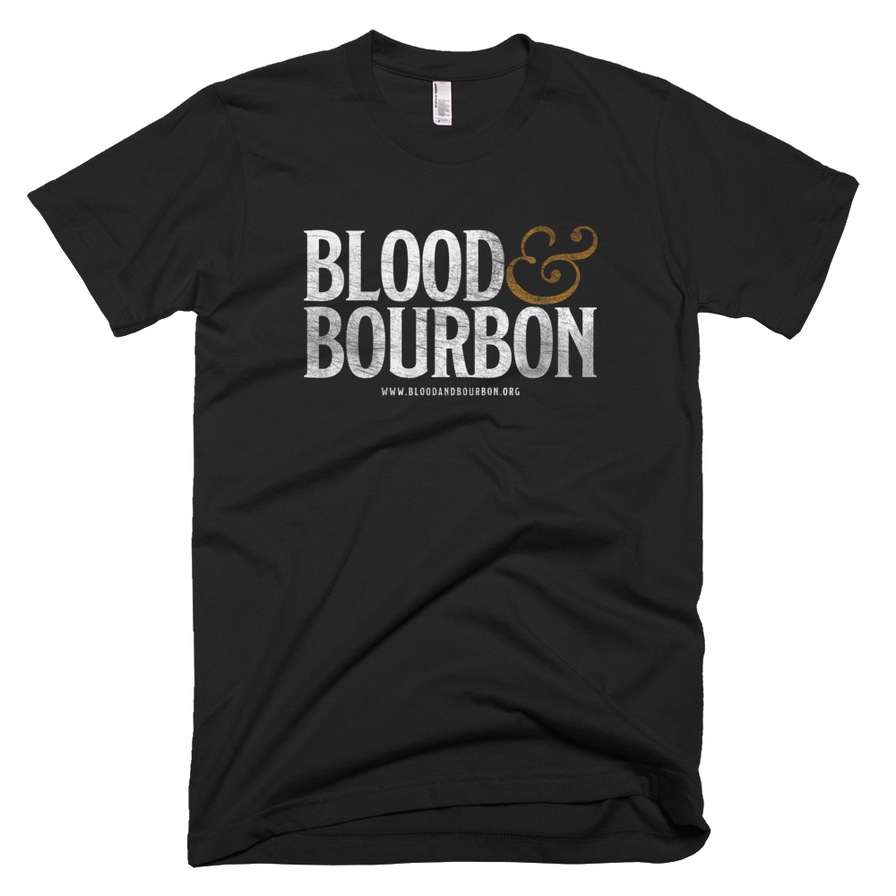 Image of Blood & Bourbon T-Shirt
