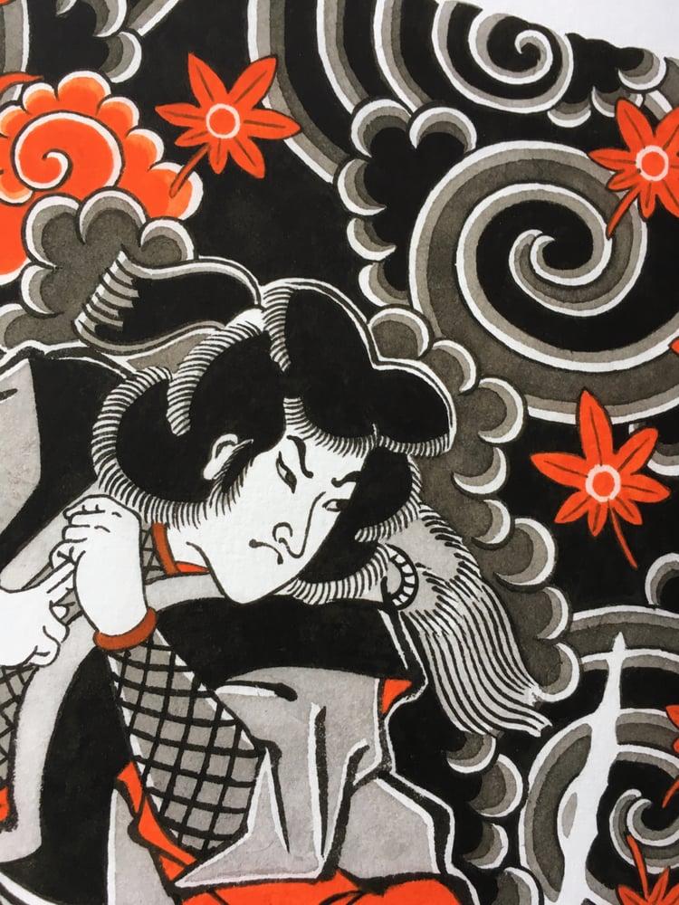 Image of Jiraiya/bufo by yutaro