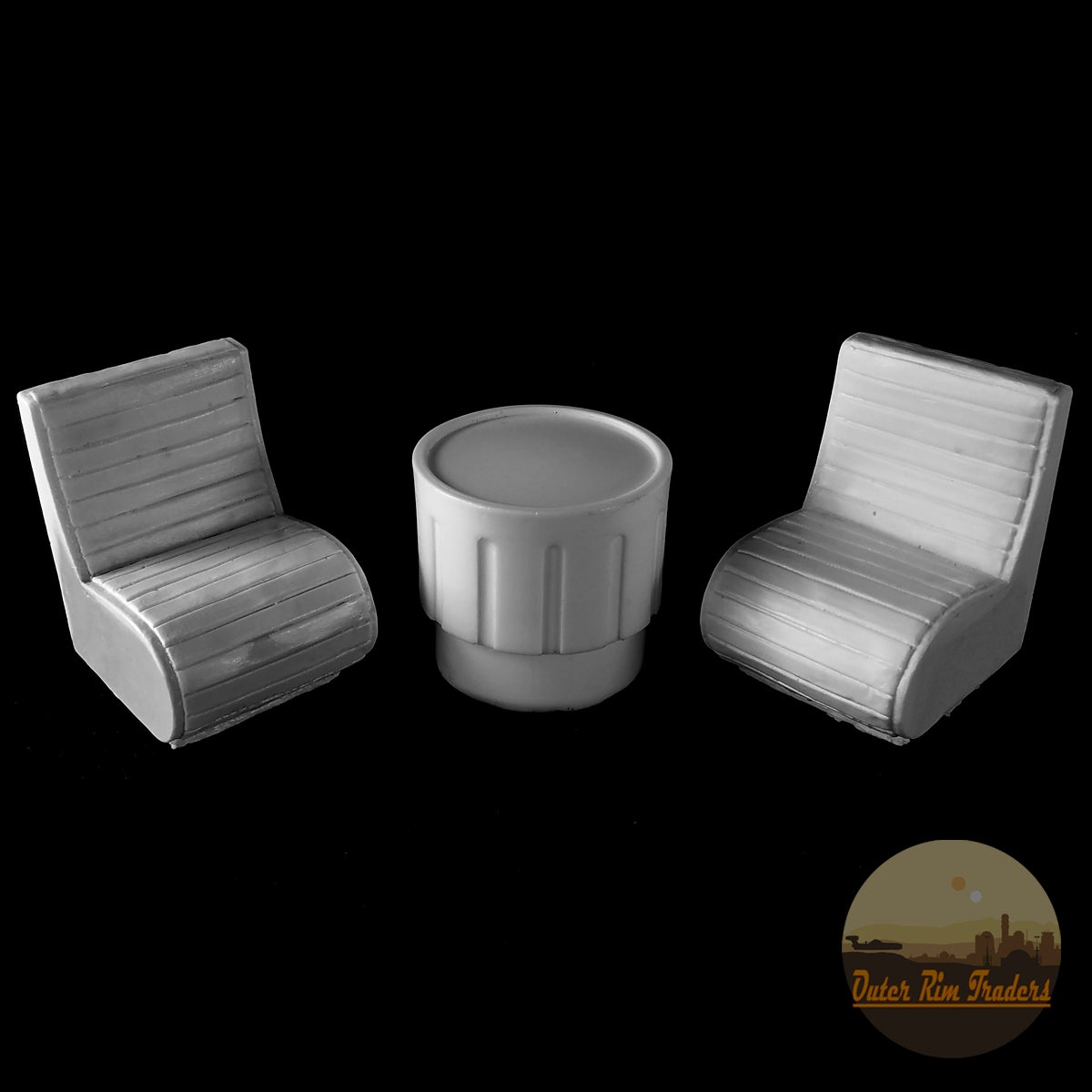 Image of Cantina Table and Chairs