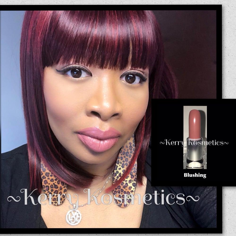 Image of (Matte) Luscious Lipstick- BLUSHING