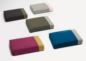 "Image of Eco Meditation Cushion ""Tara"""