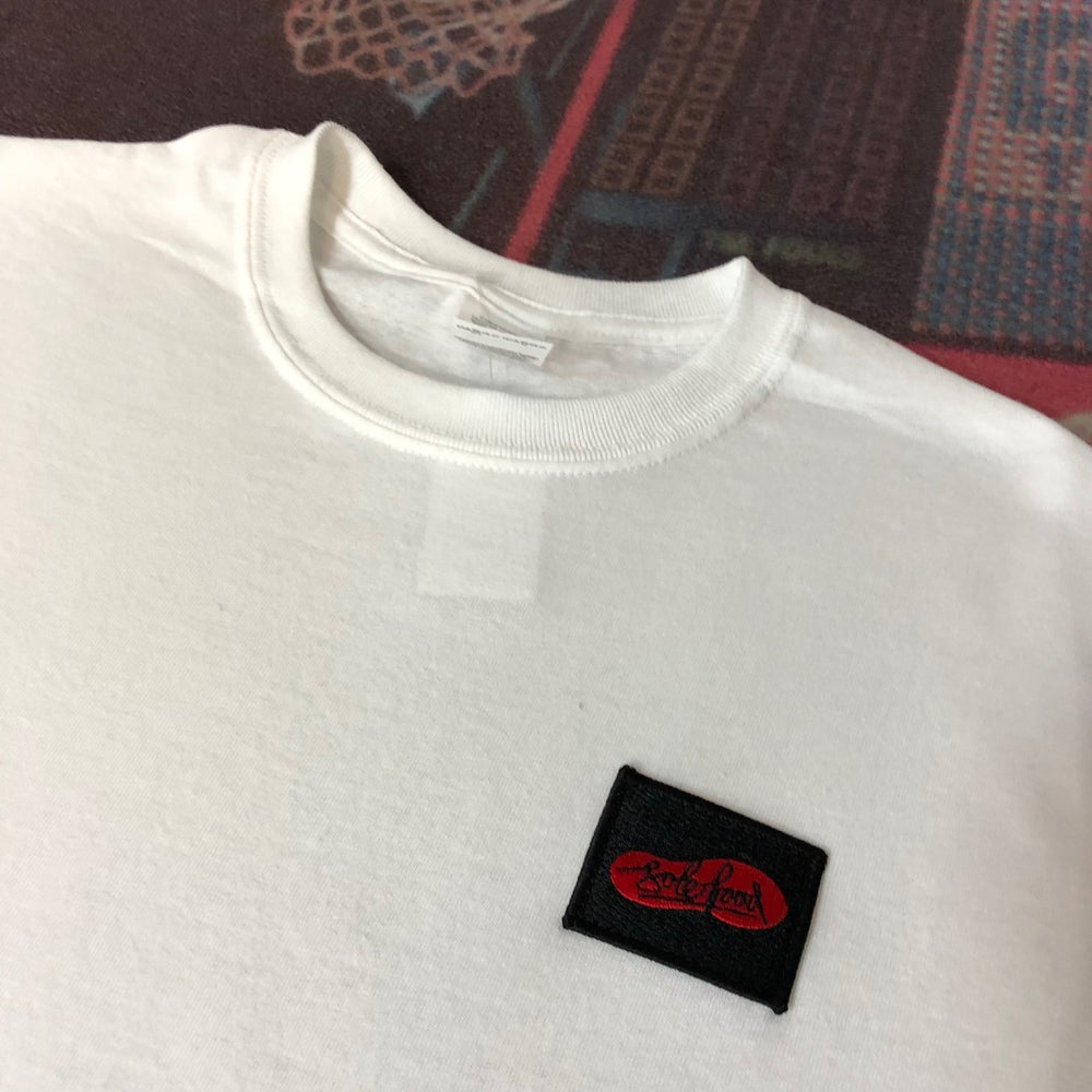 "Image of Sole Food Kicks ""Patch Work"" Tee"